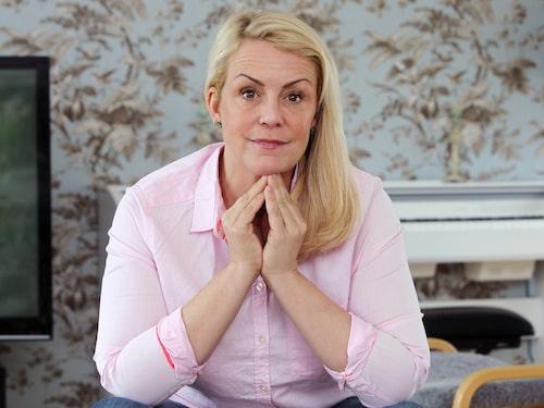 – Jag tänkte att lösningen på utmattning är att inte jobba, att det skulle vara med helande att vara hemma med familj och barnen, säger Karin.