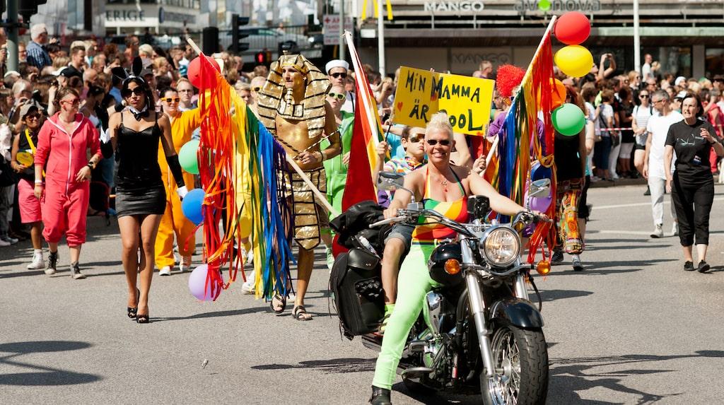 Under festivalveckan sker en mängd olika aktiviteter på tre stationer runtom i Stockholm: Pride City, Pride House och Pride Park.